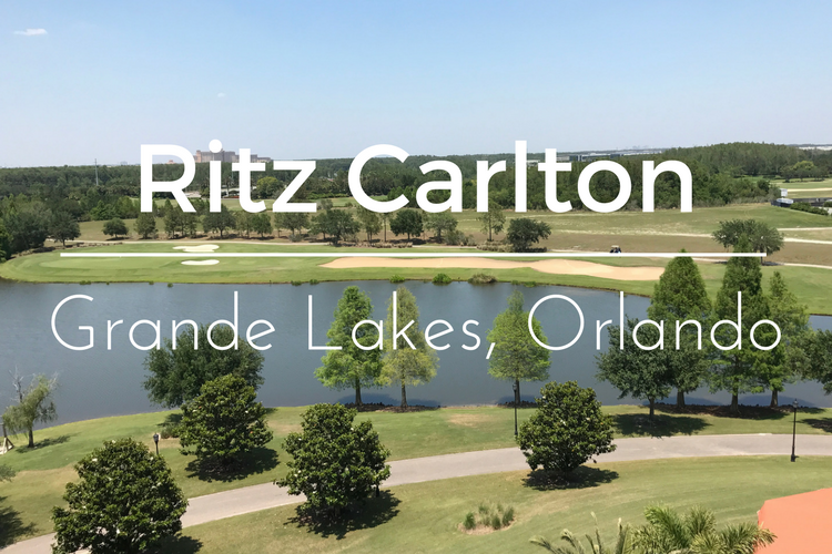 3 Nights at The Ritz Carlton: My Mother's Day Gift to Myself - Wine in Mom